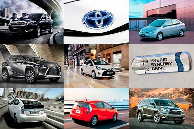 Toyota chalks up seven million global hybrid sales