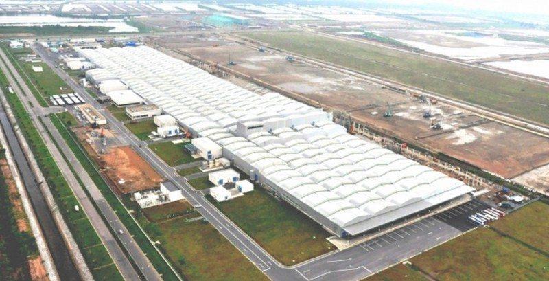 Official opening for Bridgestone's Vietnam plant