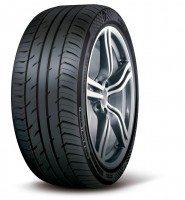 European launch for 'Z' tyre range
