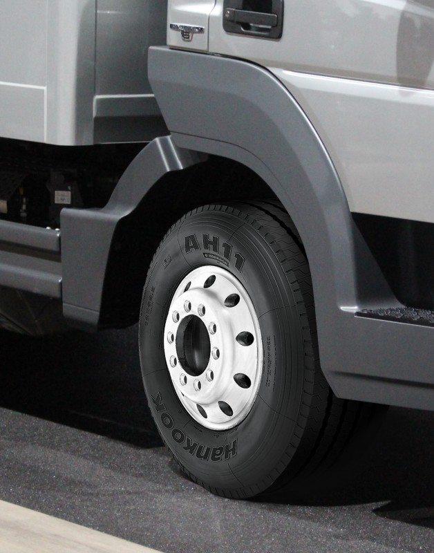 Upgrades for Hankook's truck tyre range