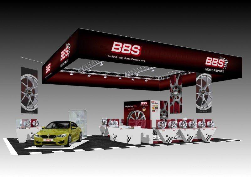 BBS CI-R to get world premiere at Essen Motor Show