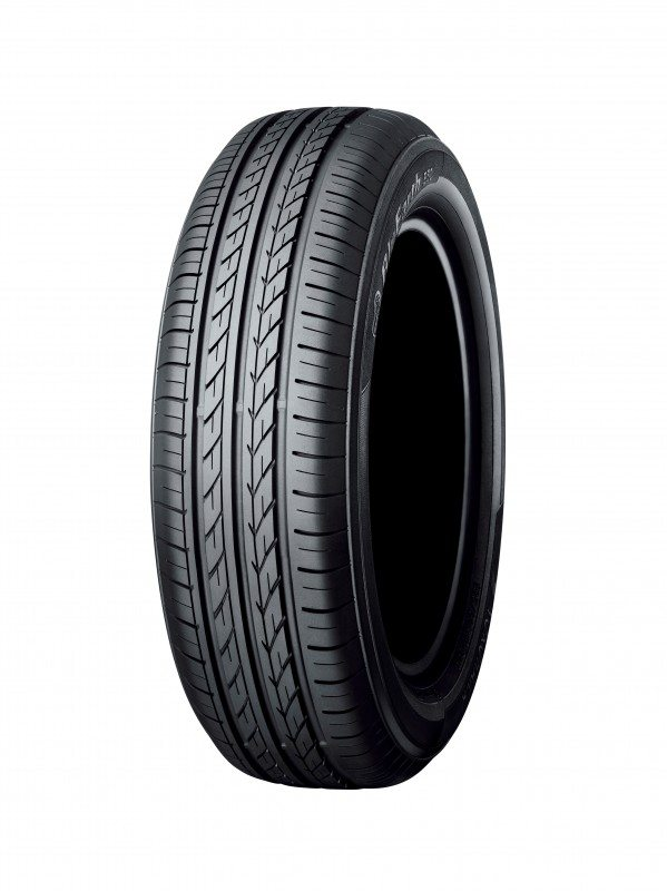 Yokohama's environmental commitment in 3 tyres