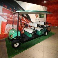 Europcar helps ease exhibition fatigue