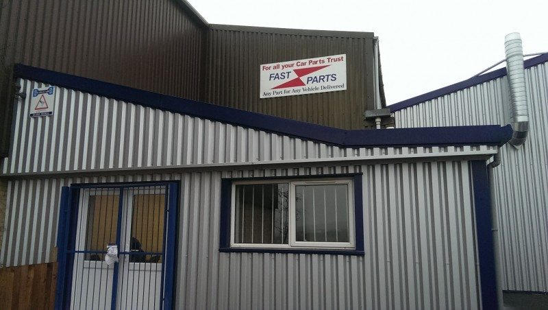 Fast Parts grows network with new Tredegar branch