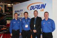 Durun tyre brand sets up UK distribution centre