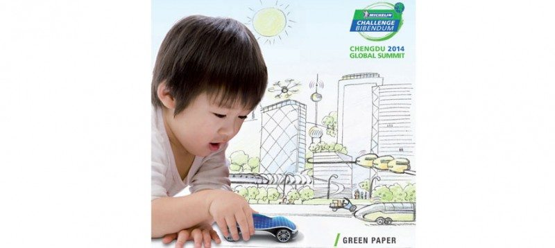 Michelin releases 'Green Paper' on sustainable mobility