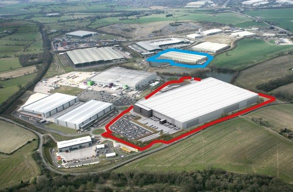 Euro Car Parts planning UK's biggest parts distribution centre