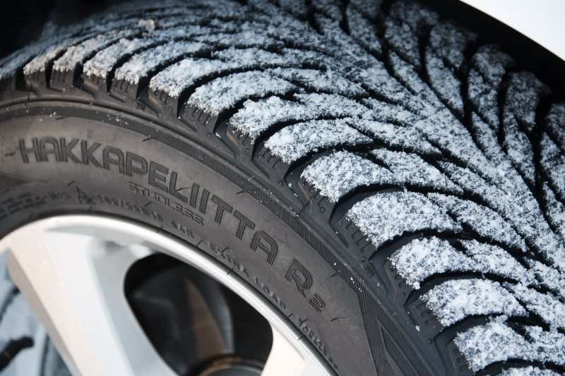 Nokian reports Chinese tyre test victory