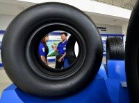 Sentury produces first Landsail aircraft tyres