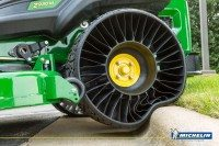 Michelin Tweel factory opens
