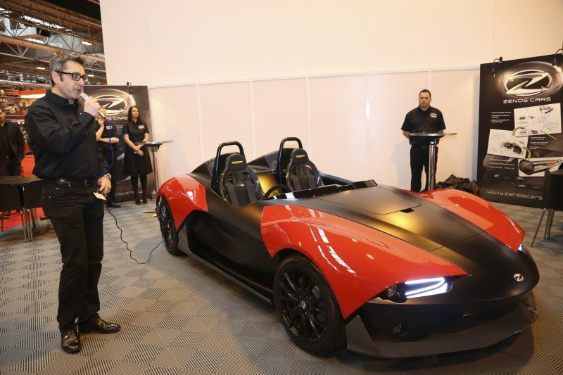 Autosport show turns 25
