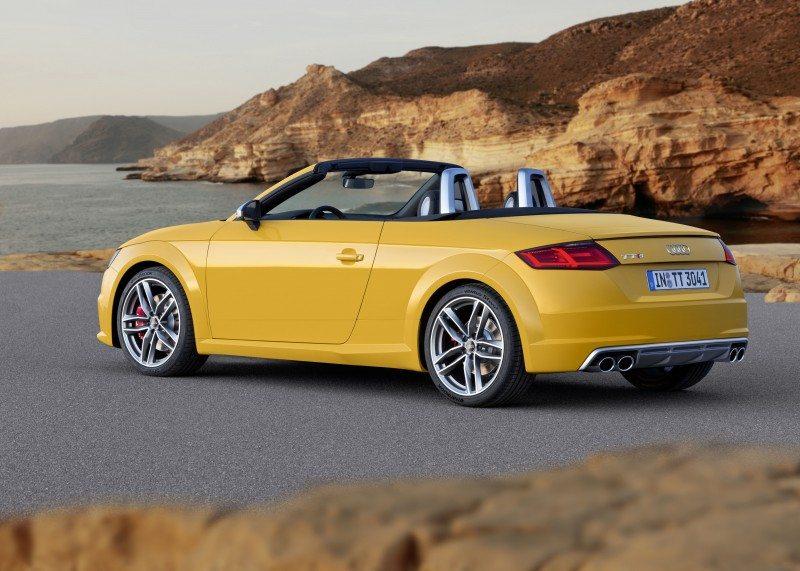 Hankook to supply Ventus S1 evo² to Audi TT, TTS