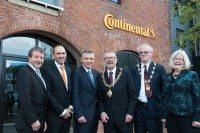 Continental opens UK automotive research and development centre