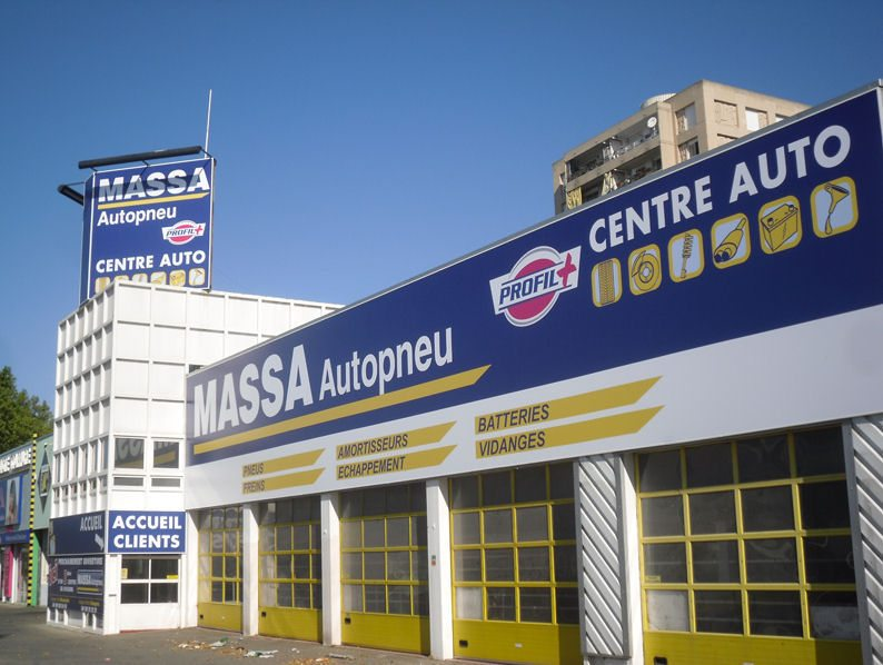 Massa Pneus acquisition expands Continental's French tyre retail network