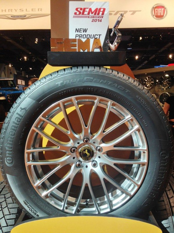 SEMA award win for Continental, Cooper voted runner-up