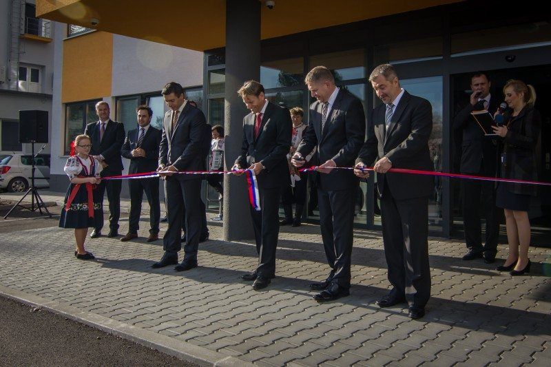 Enlarged Slovakia tech centre opens as Continental prepares to increase R&D headcount