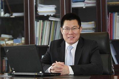 Mesnac names Zheng Jiangjia as new president