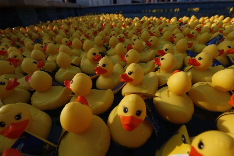 Rubber ducks bring Goodyear a SABRE award : Tyrepress