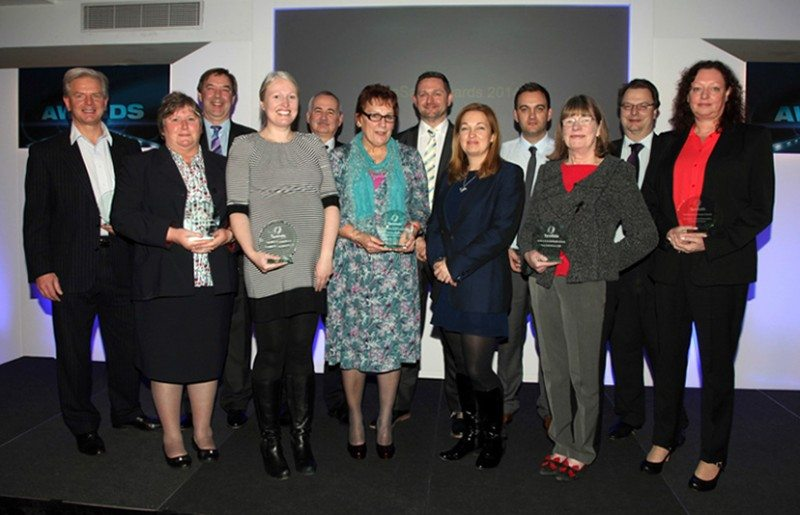 Michelin, Goodyear and others honoured at TyreSafe awards
