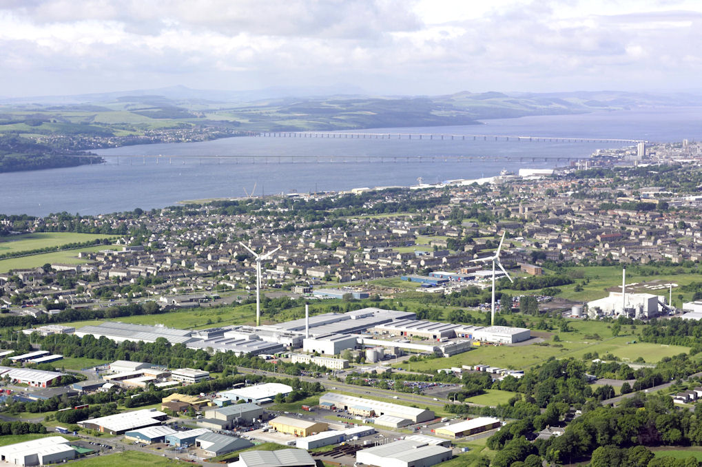 Workers leave Michelin Dundee factory for final time