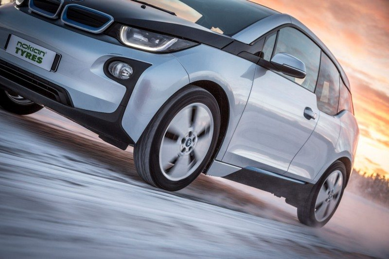 Nokian announces 'A'-rated winter tyre for electric vehicles