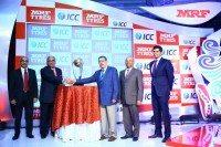 MRF Tyres becomes Cricket World Cup sponsor, ICC global partner