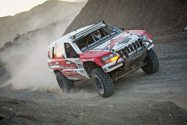 General Tire remains official tyre to US Jeepspeed series