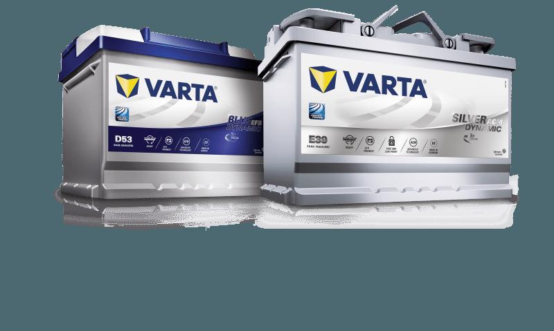 Manbat now supplying additions to Varta range