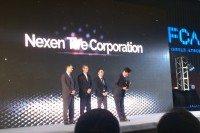 Nexen Tire wins Fiat Chrysler supplier award, extends OE tyre supply