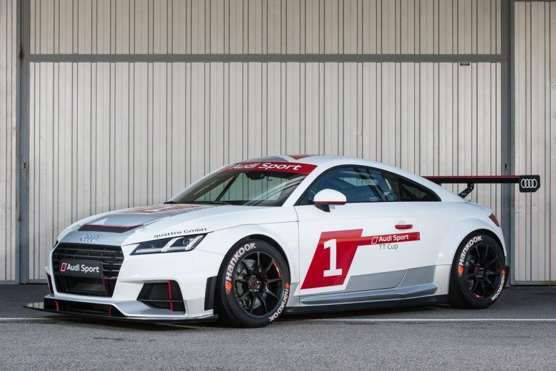 Hankook Supplying Tyres To Audi Tt Race Championship Tyrepress
