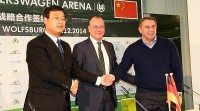 Football & tyres: Linglong Tire partnering with VfL Wolfsburg