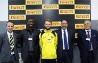 Pirelli supporting Burton Albion Community Trust Ghana project