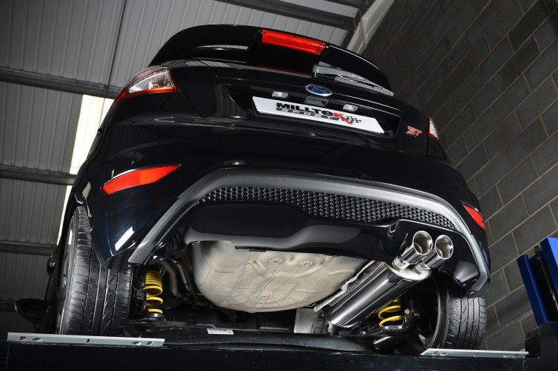 Milltek launches Fiesta ST 1.6 EcoBoost exhaust