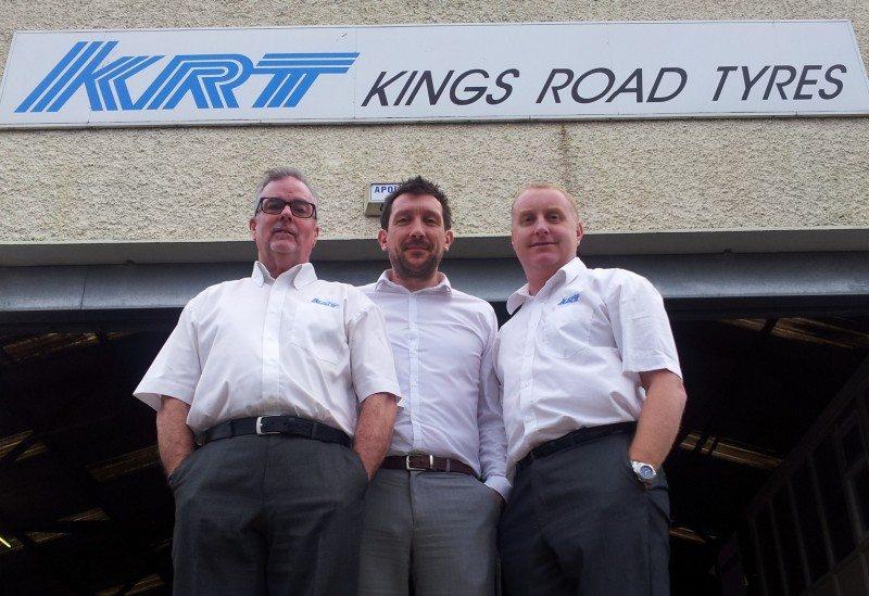 Fred Carroll appointed as KRT Ireland seeks growth