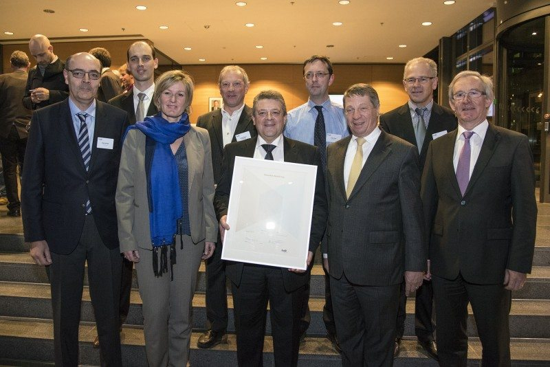 Goodyear awarded in Luxembourg for IntelliMax technology