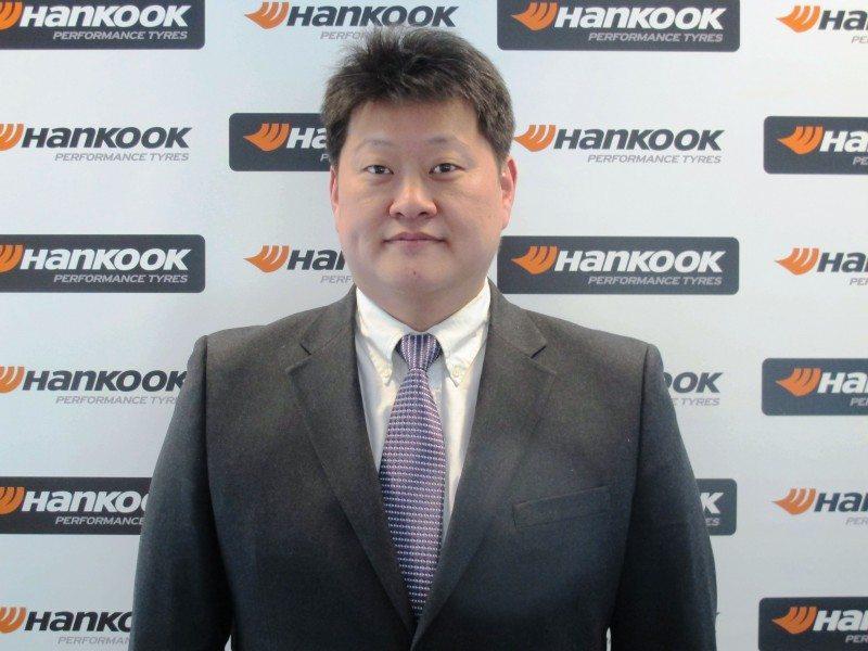 Jong Jin Park named head of Hankook Tyre UK