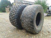 Michelin CargoXBib trailer tyre clocks 5 years