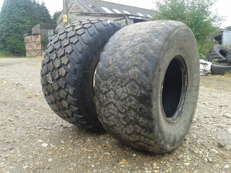 Michelin CargoXBib trailer tyre clocks 5 years