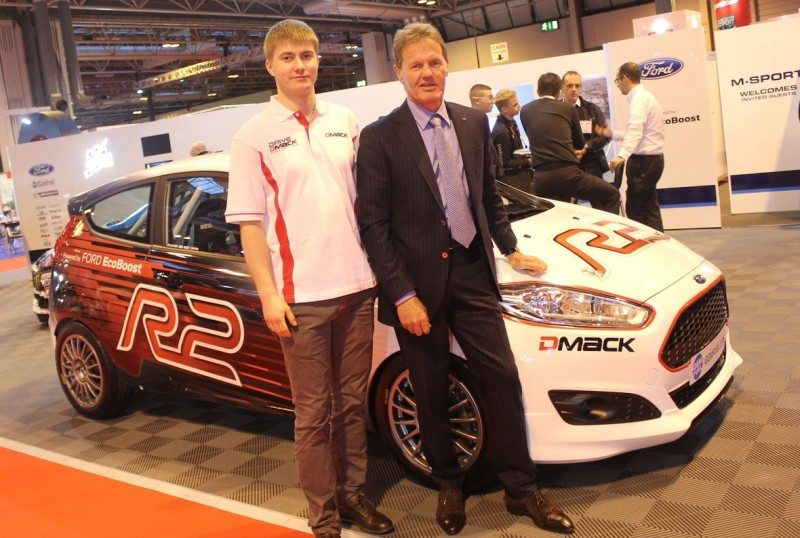 Drive DMACK Fiesta Trophy 2015 to feature new car, expanded line-up