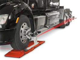 Hunter truck alignment system makes UK debut at CV Show with Pro-Align