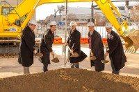 Bridgestone Americas breaks ground on new HQ