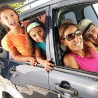 Parents see themselves as good driving role models – even when they're not