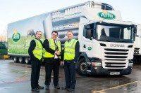 Bridgestone extends Arla commercial fleet partnership