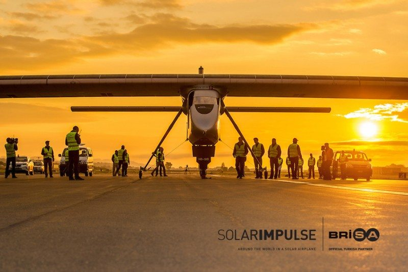 Brisa partners with Solar Impulse