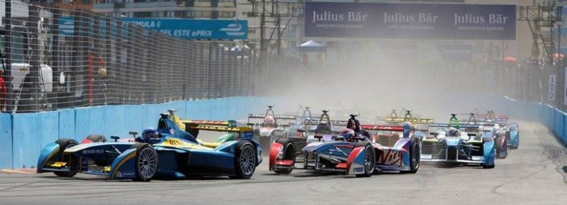 Eight manufacturers to contest Formula E in second season