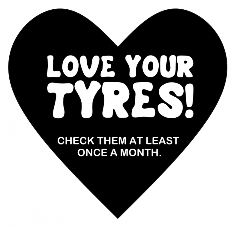 """Jeff Fowkes Wheels launches """"Love Your Tyres"""" campaign"""