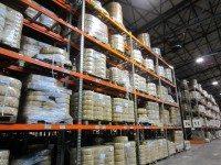 Marangoni Industries Manutention inaugurates Louvres distribution site