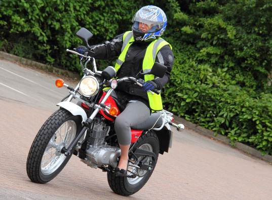 Michelin identifies young riders as a key UK motorcycle growth area