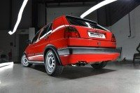 Milltek Classic releases exhaust for VW Golf GTi MkII 8 valve