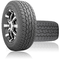 Toyo Tires launches Open Country AT Plus at Hungaroring